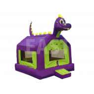 Dinosaur Bounce House