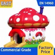 Mushroom Inflatable Bouncer