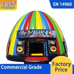 Disco Dome Bounce House