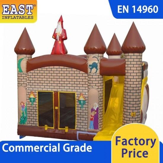 Wizard Castle Combo Bounce House