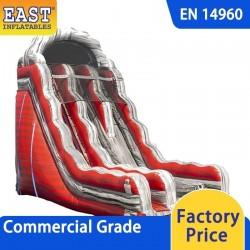 22ft Inflatable Liquid Magma Dry Slide