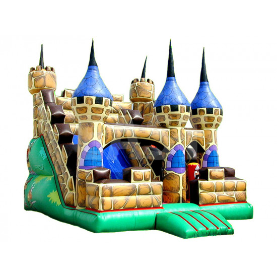 Bouncy Castle Inflatable Slide