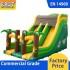 Jungle Inflatable Slide
