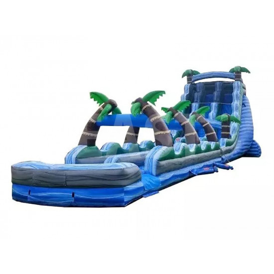 Giant Inflatable Water Slide