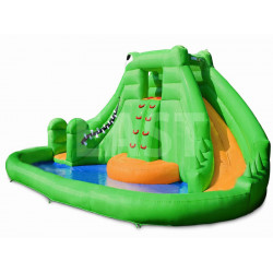 Kids Inflatable Water Slide