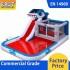 Inflatable Pool And Slide