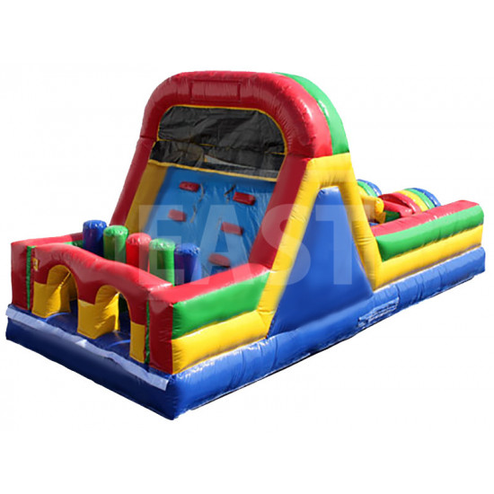 Obstacle Bounce House