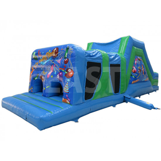 Party Time Inflatable Assault Course
