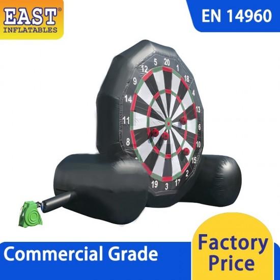 Inflatable Football Soccer Dart Board