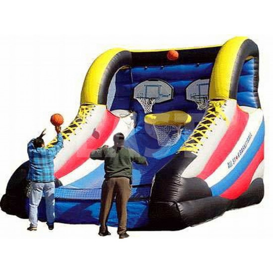 Basketball Bounce House
