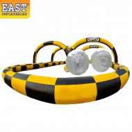 Hamster Ball Inflatable Race Track