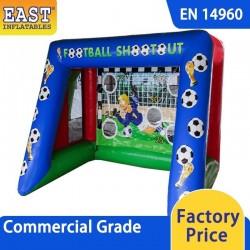 Inflatable Football Shootout