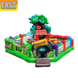 Backyard Fun Toddler Bounce House