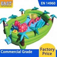 Baby Dino Lake Inflatable