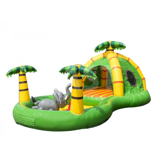 Jungle Inflatable Playzone