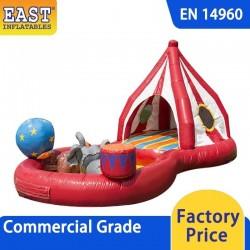Circus Inflatable Playzone