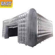 Inflatable Cube Air Building