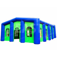 Inflatable Tent Structures