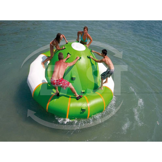 Inflatable Water Saturn