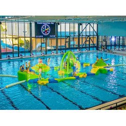 Kids Water Obstacle Course For Pool