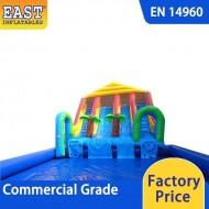 Inflatable Pool Slide
