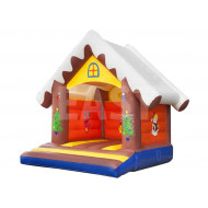 Chalet Bouncy Castle