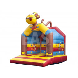 Monkey Bouncy Castle