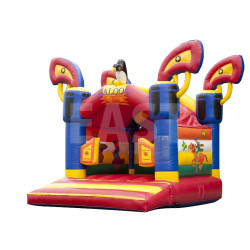 Saloon Bouncy Castle