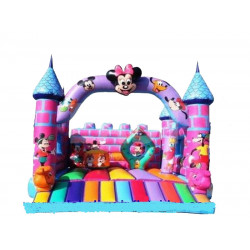 Mickey Mouse Bouncy Castle