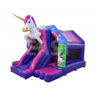 Unicorn Bouncy Castle