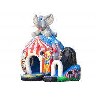 Circus Bouncy Castle