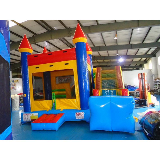 Industrial Bounce House