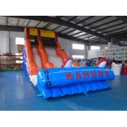 Big Kahuna Inflatable Water Slide