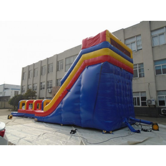 Big Inflatable Water Slide
