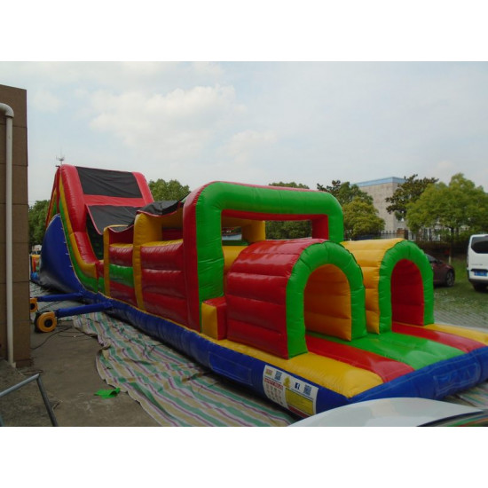 Commercial Inflatable Obstacle Course