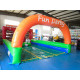 Inflatable Derby 3 Lane