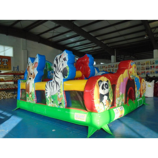 Animal Kingdom Bounce House