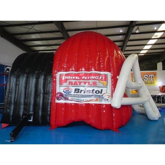 Inflatable Football Helmet