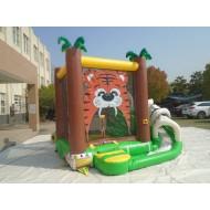 Bouncy Castle Mini Multifun Jungle