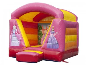 How much is a bouncy castle?